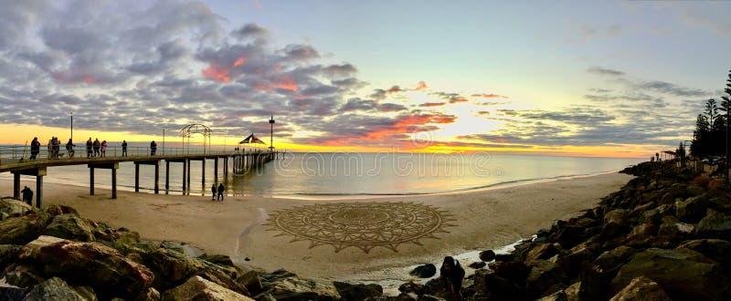 Paz en Australia imagen de archivo libre de regalías