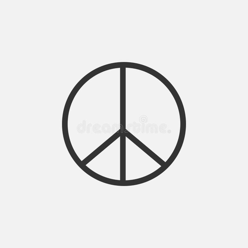 Paz, pax, amistad libre illustration