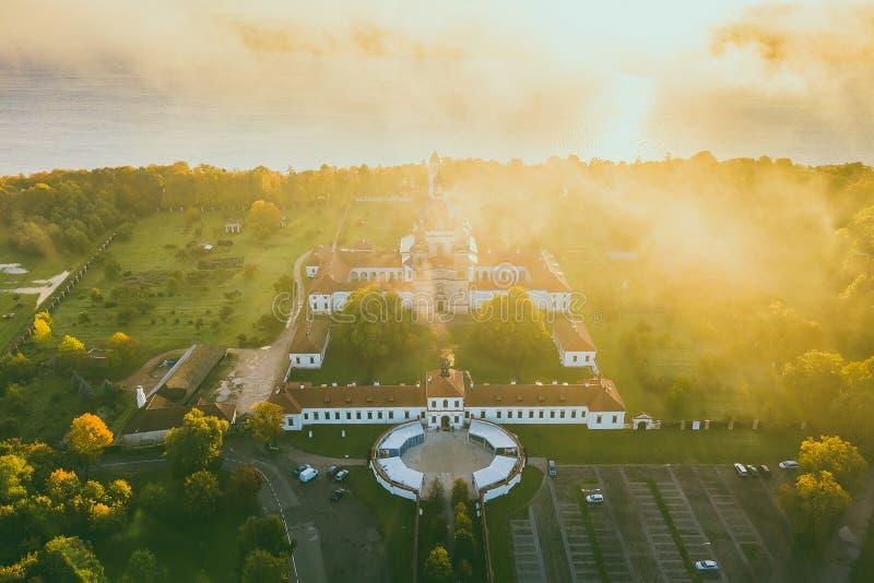 Pazaislis monaster w Kaunas, Lithuania zdjęcia royalty free