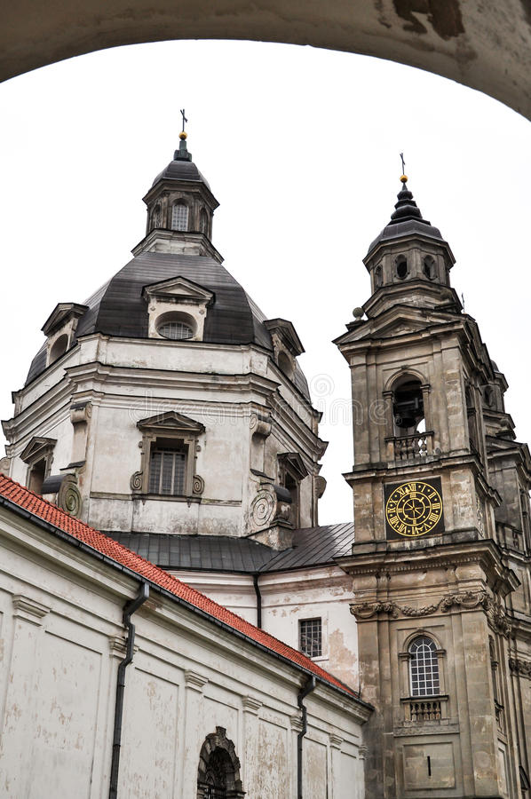 Download Pazaislis monastery stock image. Image of architectural - 27867391