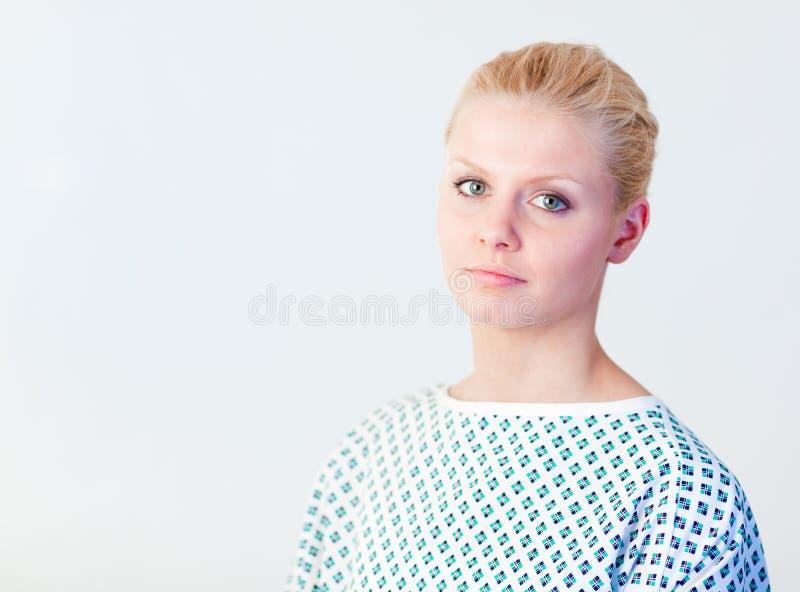 pazienti dell'abito del medico fotografia stock libera da diritti