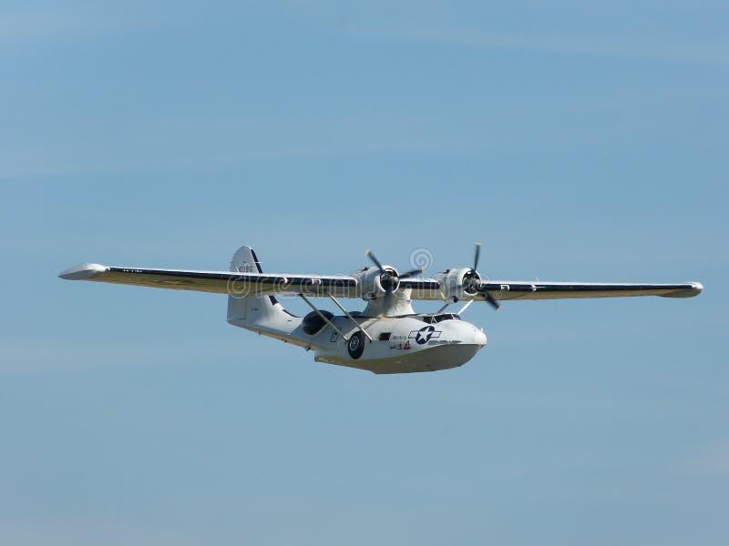 PBY Catalina arkivfoto