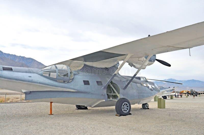 PBY-5A Catalina obraz stock
