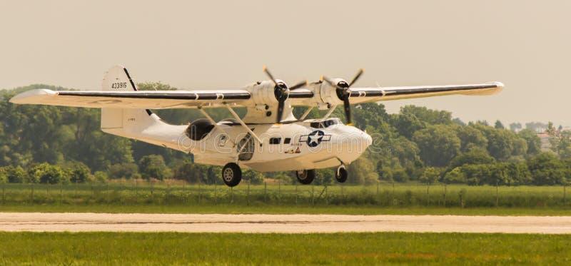 PBY Catalina stock foto