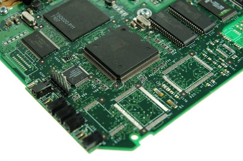 PC τσιπ στοκ εικόνα με δικαίωμα ελεύθερης χρήσης