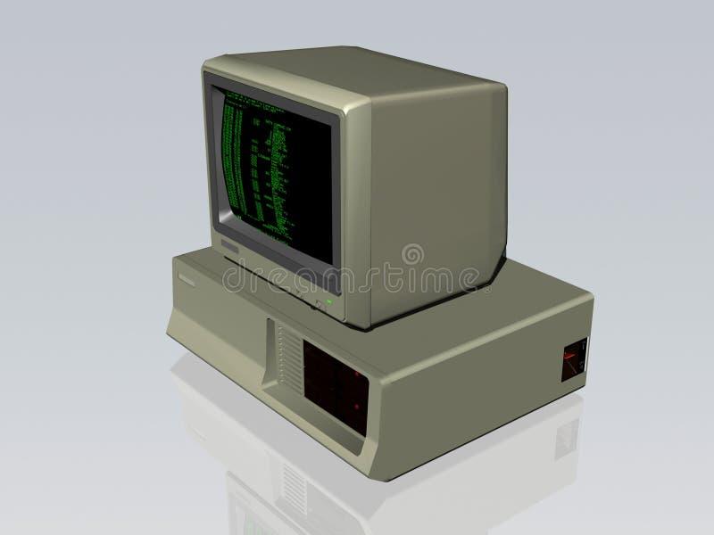 Download PC 286 stock illustration. Illustration of disk, floppy - 758970