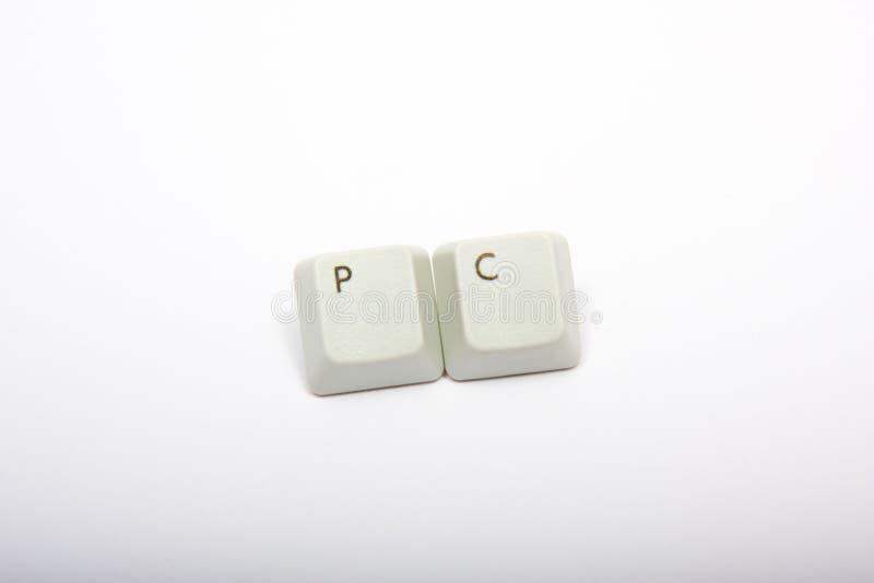 PC fotografie stock
