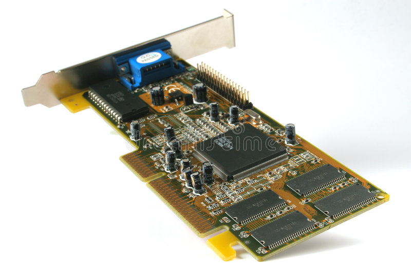 Download PC board isolated stock image. Image of electronics, chip - 1202207