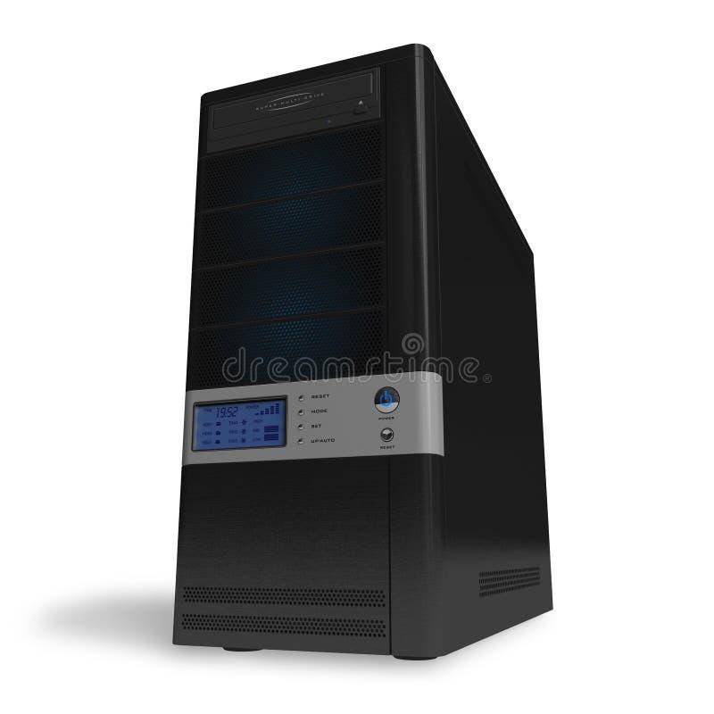PC da Cheio-torre fotos de stock