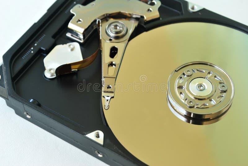 PC de disque dur photographie stock libre de droits