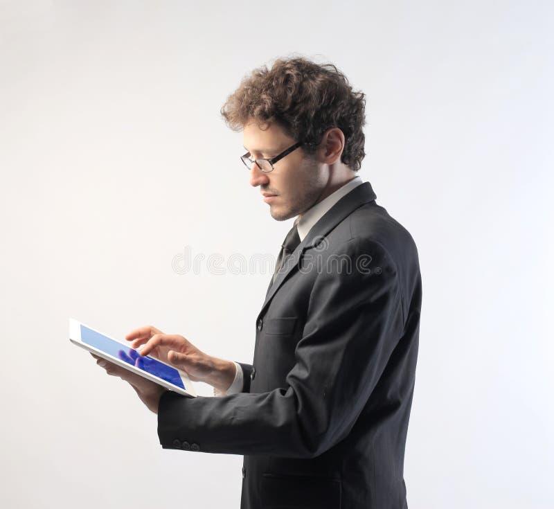 PC de la tablilla