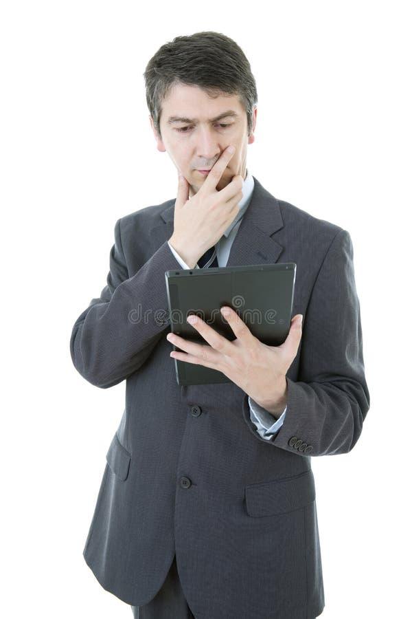 Download PC de tablette photo stock. Image du tablette, verticale - 87701582
