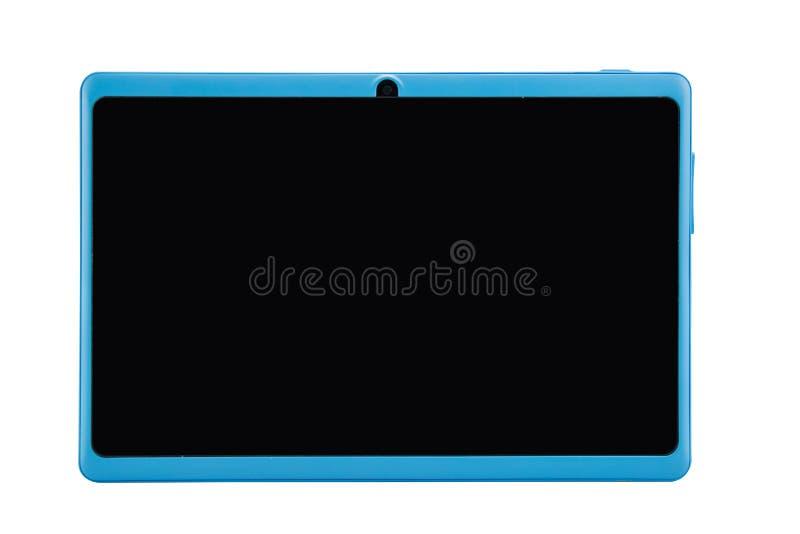 PC de tablette d'isolement images libres de droits