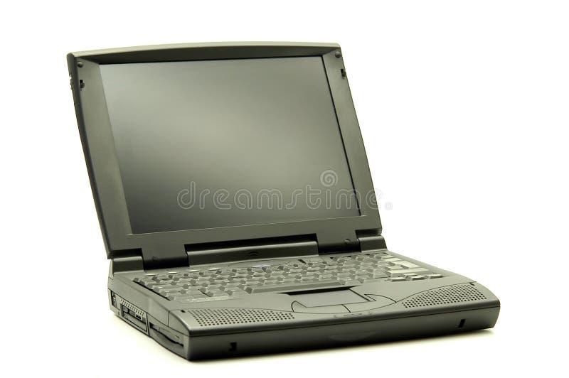 PC do portátil imagens de stock