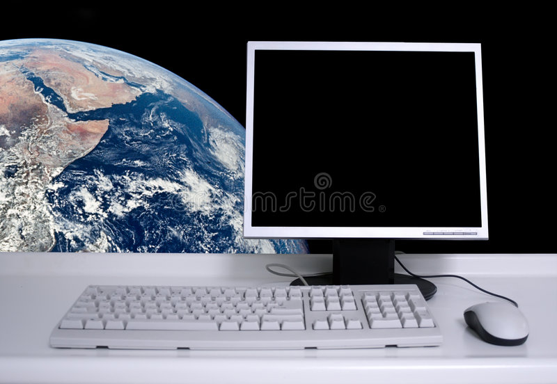 PC with earth