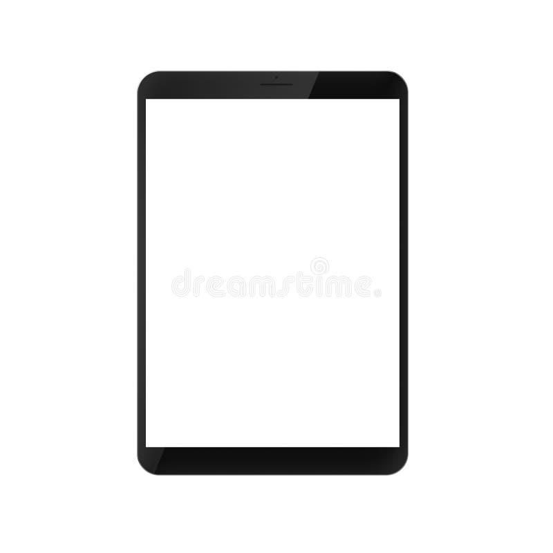 PC genérica moderna creada Digital de la tableta libre illustration