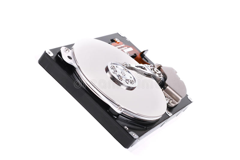 Pc hard drive royalty free stock image