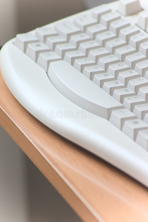 PC keyboard royalty free stock photos