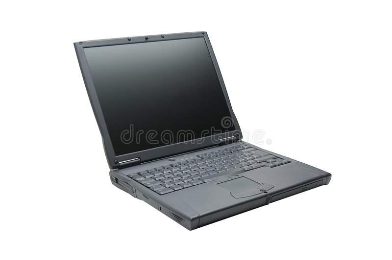 PC lap-top στοκ φωτογραφία με δικαίωμα ελεύθερης χρήσης