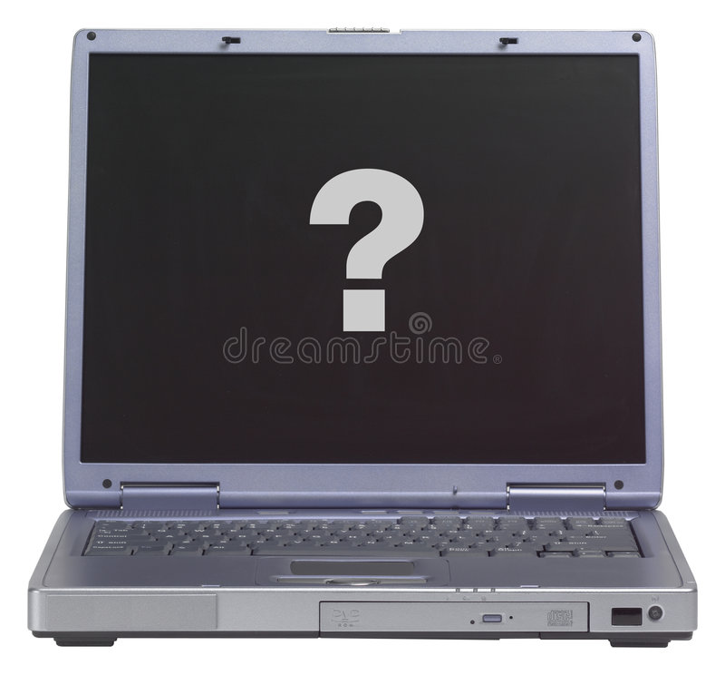Download PC Laptop stock image. Image of hitech, computer, bytes - 464433