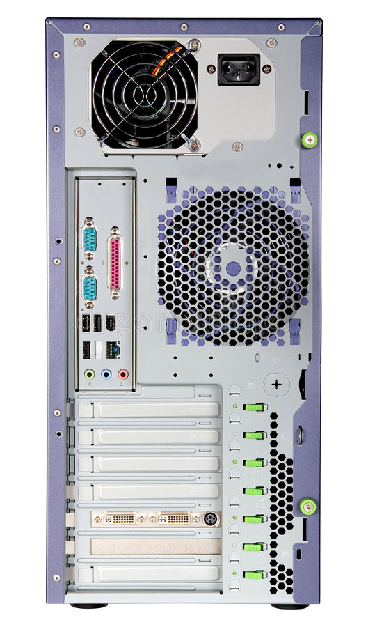 PC Server stock photography