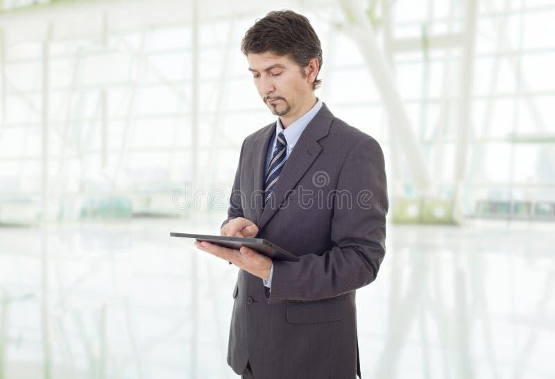 PC van de tablet stock foto's