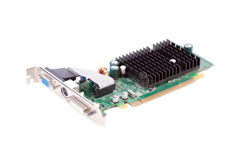PC videocard stock fotografie