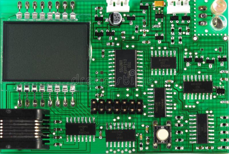 PCB κυκλωμάτων χαρτονιών στοκ φωτογραφίες