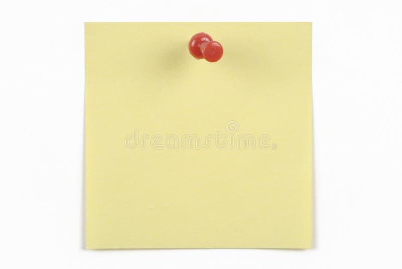 Pchnięcie wałkowego i nutowego papieru biuro zdjęcie stock