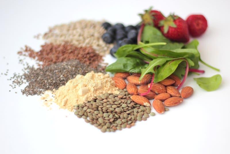 PCOS dieta zdjęcia stock