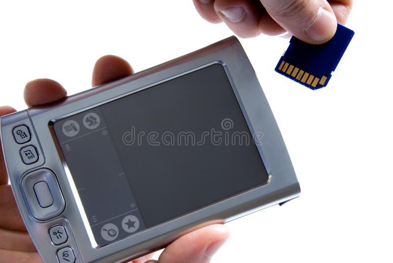 PDA imagenes de archivo