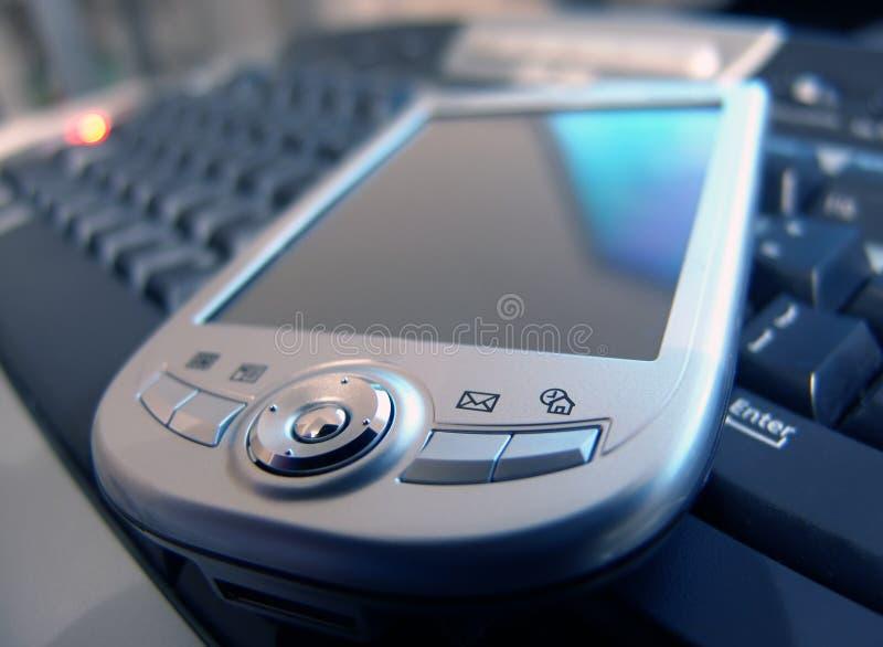 PDA fotografia stock libera da diritti