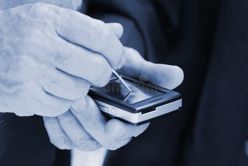 PDA imagens de stock