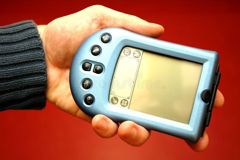 PDA 3 imagem de stock
