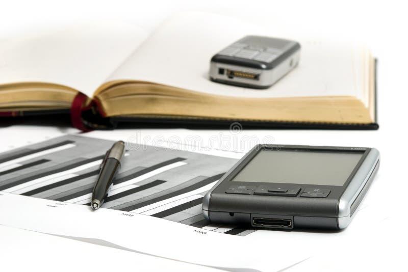 Download Pda 库存照片. 图片 包括有 palmtop, 钉书匠, 组织, 电子, 评估人, 费用, 通知单, 手持式 - 3673388