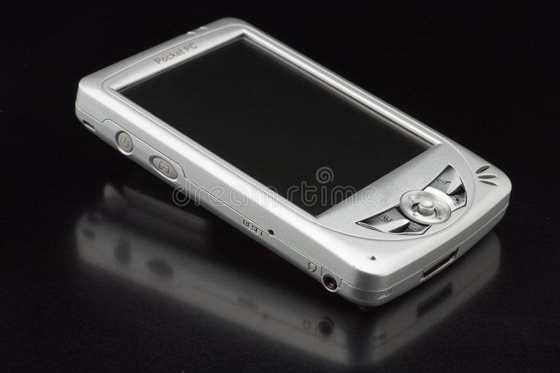 PDA images stock