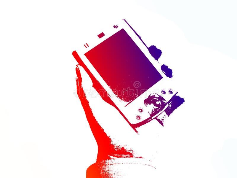 PDA 6 Fotografía de archivo libre de regalías