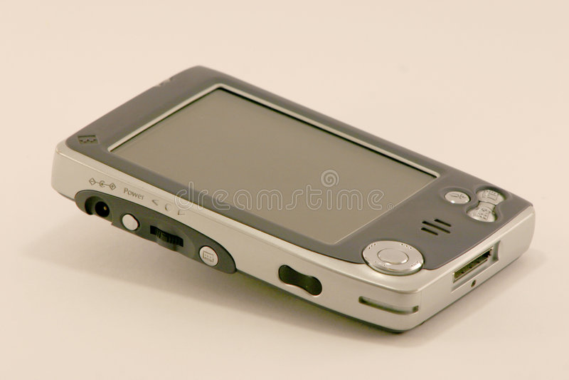 PDA stock afbeelding