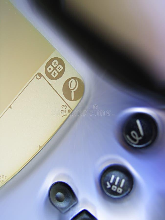 PDA images libres de droits