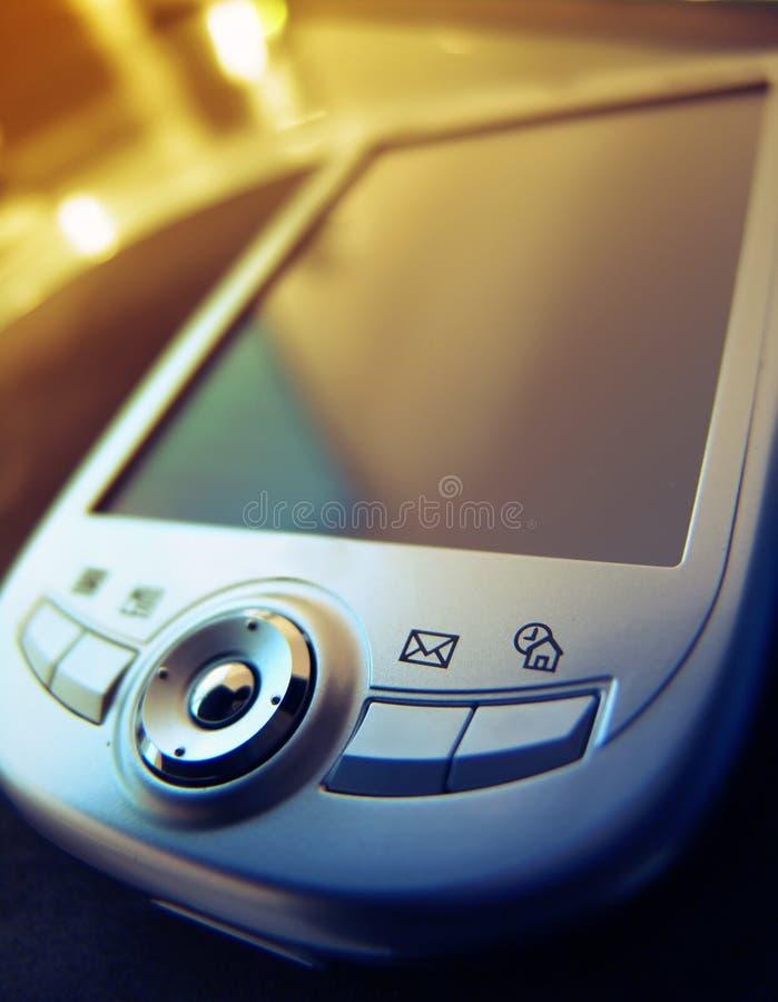 PDA astratto fotografie stock libere da diritti