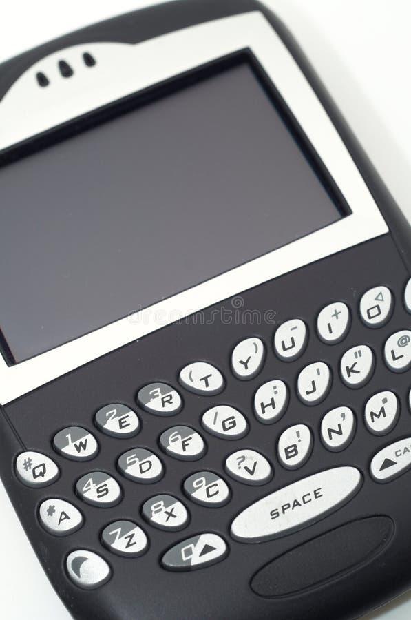 PDA Closeup stock images