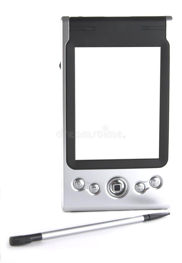 PDA e telefono mobile fotografie stock libere da diritti