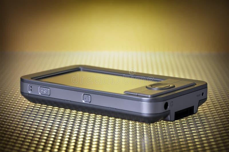 pda för digital elektronik för dator handheld mobil royaltyfri foto