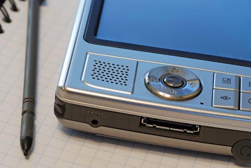 PDA, micro- computer royalty-vrije stock afbeelding
