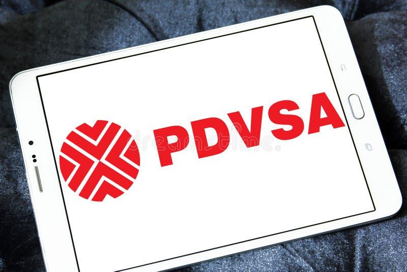 PDVSA-Ölkonzern stockbild
