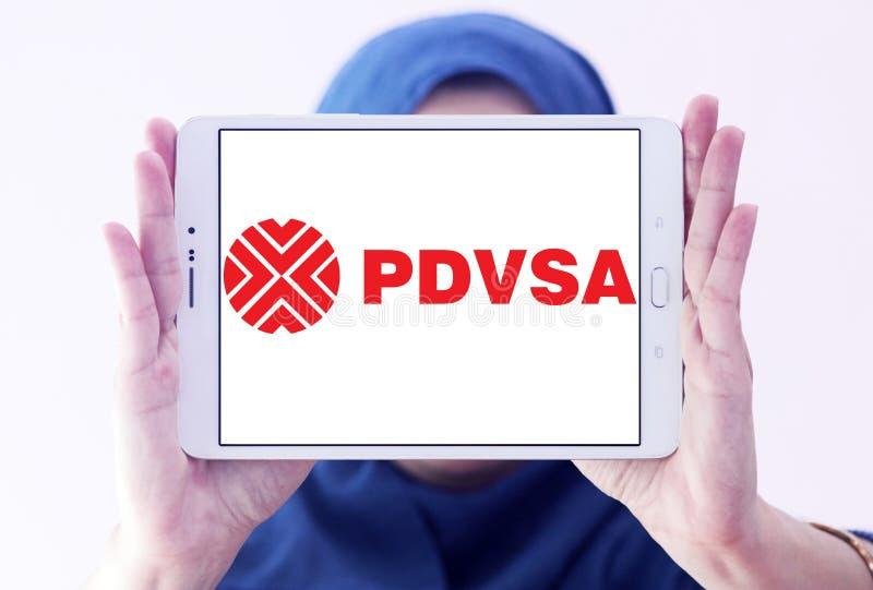 PDVSA-Ölkonzern stockfoto