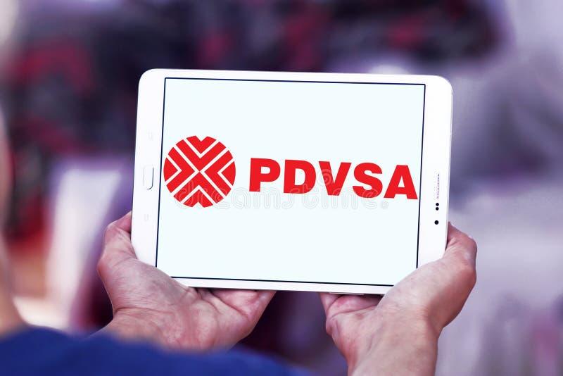 PDVSA-Ölkonzern lizenzfreies stockfoto