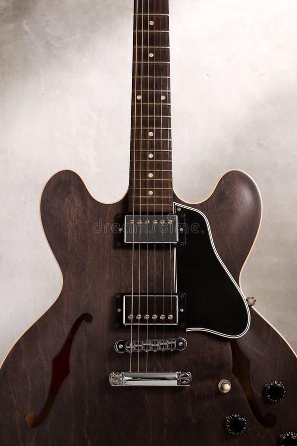 Peça da guitarra fotos de stock