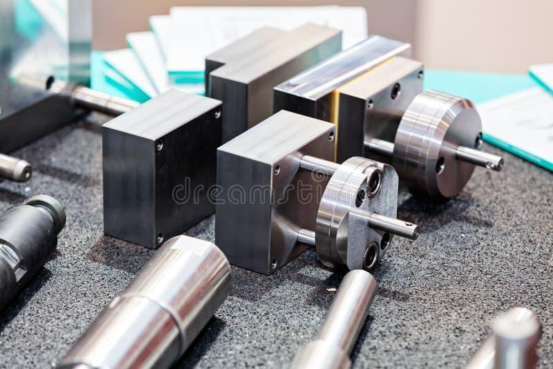 Peça do motor feita do aço imagem de stock