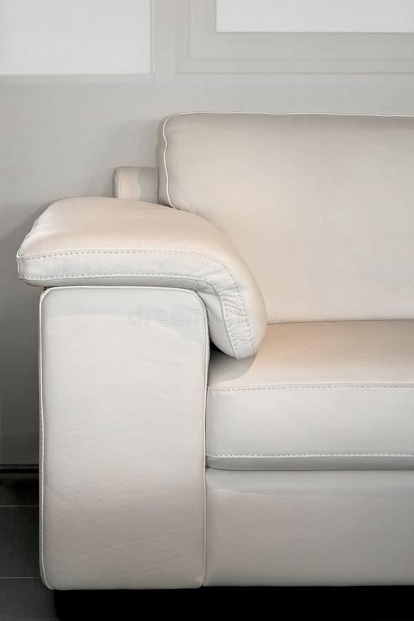 Peça do sofá fotos de stock